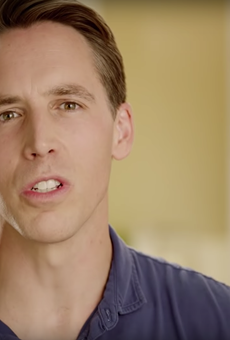Josh Hawley has been stoking racism his whole political career.