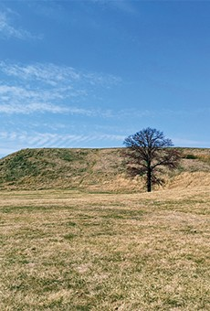 Modern-day mounds stand as mute testament to the societies that preceded us along the Mississippi River.