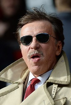 We are sorry, world, for Stan Kroenke.