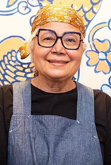 Chef Su Hill keeps her mother's memory alive through her cooking at Chiang Mai.