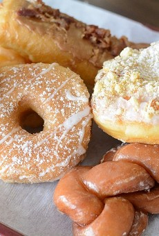 Old Town Donuts has been using the same recipes since it opened in 1968.