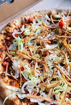 Pizza Champ, the pop-up pizza concept from the owners of Elmwood, is getting a brick and mortar of its own this Fall.