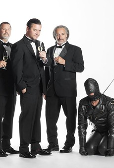 Faith No More's September 16 show with Fucked Up is one of only three that the bands are set to play together.
