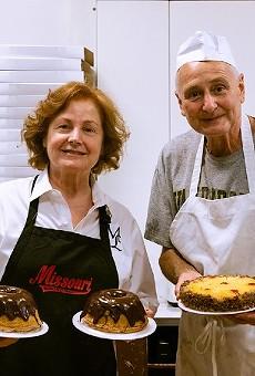 Mimi Lordo and Chris Gambero are the third generation of the Gambaro family to run Missouri Baking Co.