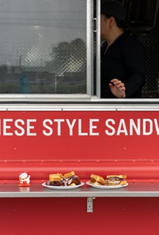 Sando Shack launched after City Foundry's opening was delayed.