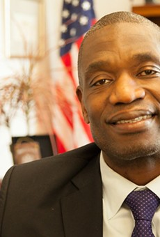 Ex-NBA star Dikembe Mutombo is making Northwest Coffee Roasting Company in St. Louis his first cafe partner for his coffee line.