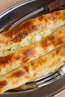 J's Pitaria is launching a line of frozen Bosnian pita that will be available for pick-up at their Affton restaurant.
