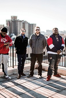 St. Louis' long-lived Illphonics are playing Tower Grove Park this weekend.