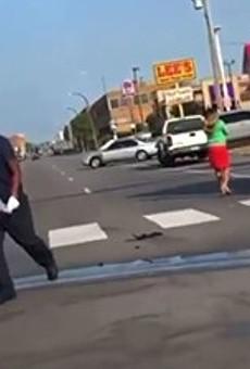 VIDEO: Injured STL Medic Doesn't Let Ambulance Crash Stop Her