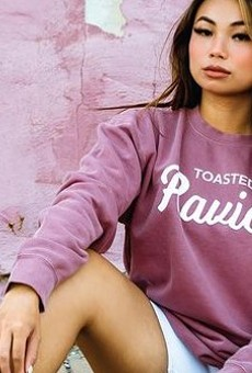Hold On to Your Marinara, Arch Apparel Has a New Toasted Ravioli Design