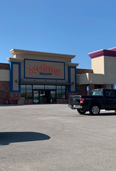 ArchWell Health of South City is located right next to the Planet Fitness near the corner of Chippewa Street and South Kingshighway Boulevard.