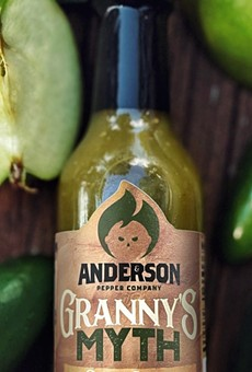 Anderson & Son Pepper Co. launches its Granny's Smith label today.