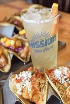 Taco specials begin at $5.