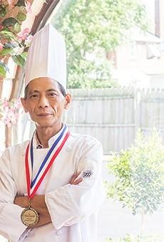 RIP, Chef Ying Jing Ma.