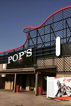 Pop's is always there for you.