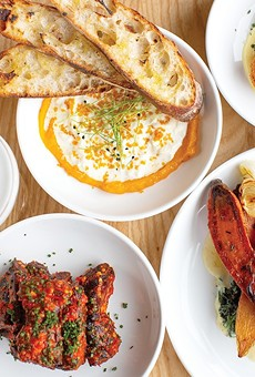Little Fox is one of the country's most exciting restaurants, says the New York Times.