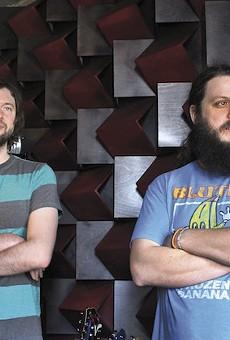 Carter McKee and Matt Sawicki, owners/operators of Suburban Pro Studio.