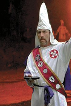 Frank Ancona portrayed himself as a powerful KKK leader, but the public image concealed a messy private life. ​