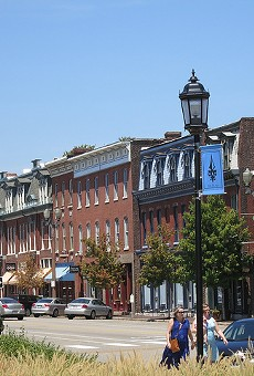 Tamara Keefe's Guide to Lafayette Square