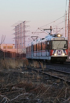 A north-south MetroLink proposal has received some federal support.