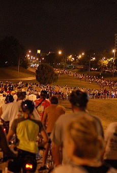The Moonlight Ramble Is Coming to Downtown St. Louis in August