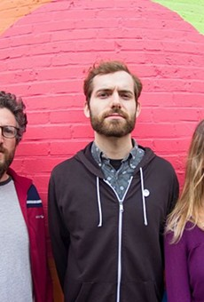 Vernacular String Trio Is One of This Year's STL 77