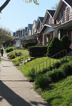 Neighbors in Tower Grove South are on edge.