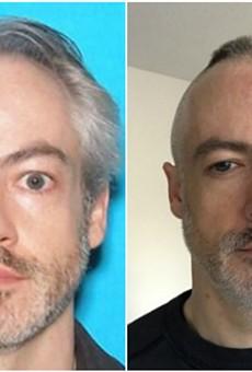 Ex-Washington University researcher Wyndham Lathem is wanted for murder.