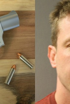 Ex-St. Louis Jason Stockley is accused of planting a .38 Taurus revolver to cover up a murder.