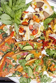 Humble Pie offers creative pizza.