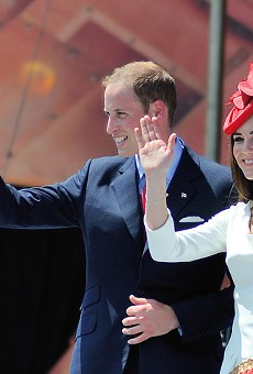 Despite what you may have read on kmov.com, Prince William is not skipping over his father to take the throne.