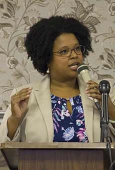 State Senator Maria Chappelle-Nadal in 2015.