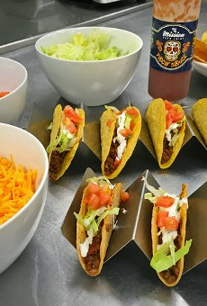 """Behold, the """"Regular Taco."""""""