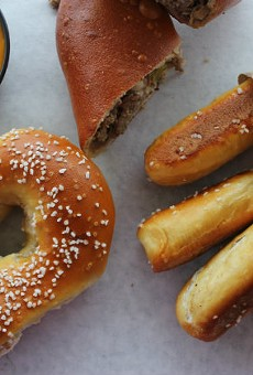 Pretzel Pretzel is now open in Affton.