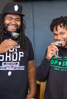 Justin Harris and Ryan Griffin took a leap of faith to open St. Louis Hop Shop.