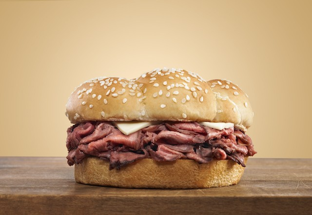 Happy birthday to the king of roast beef. - COURTESY OF LION'S CHOICE