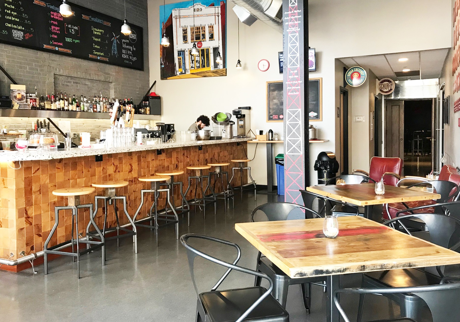 Squatter\'s Cafe Offers Breakfast, Lunch and Whimsy in Grand Center ...