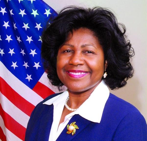 St. Louis Comptroller Darlene Green.