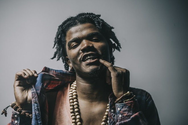 Smino will perform at the Ready Room on Saturday, December 23. - PRESS PHOTO