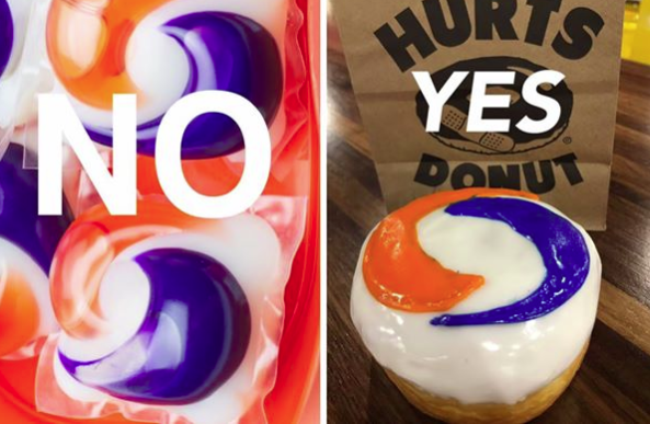 finally missouri donut shop invents tide pods you can actually eat