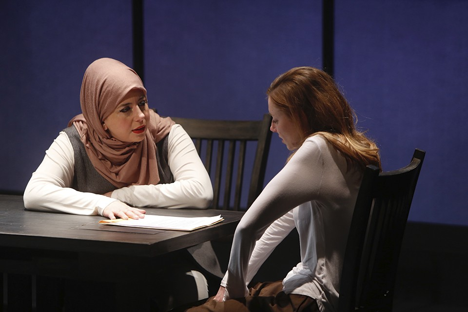 Faceless Now At The Rep Questions The Very Nature Of Justice