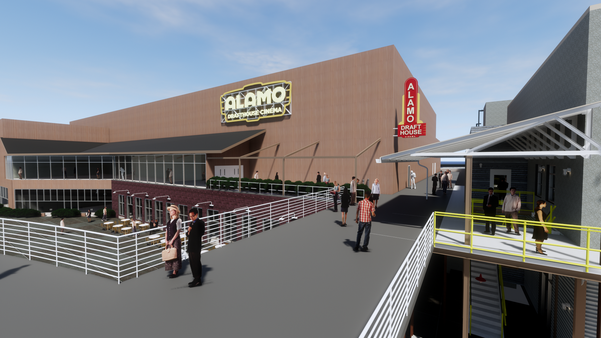 Food And Drink: Alamo Drafthouse Cinema To Open St. Louis Location In