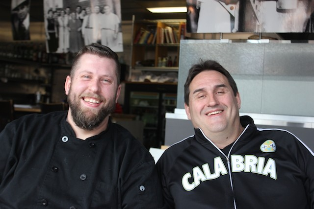 JJ Jaggers, left, and Pepe Kehm will be opening Dogtown Soul within Arena Bar. - SARAH FENSKE