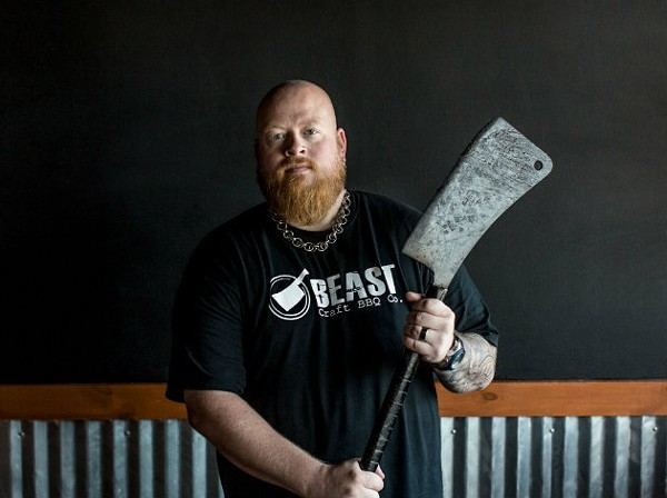 Dave Sandusky will open BEAST Butcher and Block in the Grove late this summer. - JENNIFER SILVERBERG