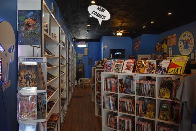 Apotheosis Comics Just Opened Its Bar and Lounge   Arts Blog