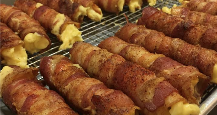 Bacon blunts. - COURTESY OF HI-POINTE DRIVE-IN