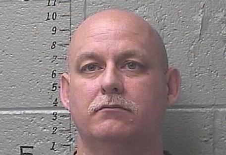 Duane McAllister mugshot taken after his March 31 arrest. - ST. FRANCOIS COUNTY JAIL