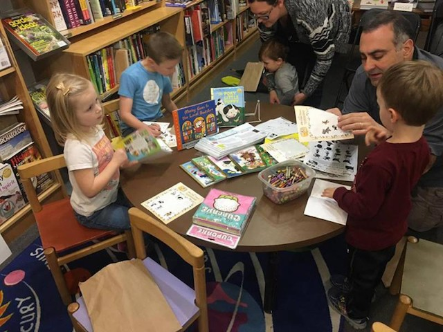 Independent Bookstore Day brings events for book lovers of all ages. - COURTESY OF LEFT BANK BOOKS