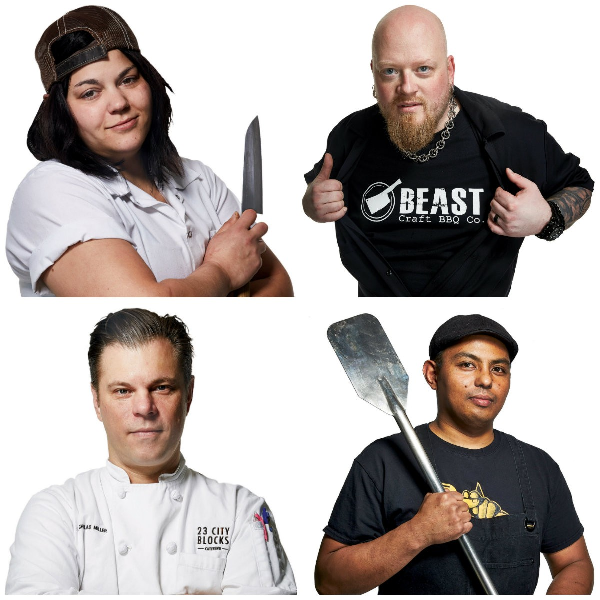 Iron Fork Unplugged Features Four Chefs at the Top of Their Game ...