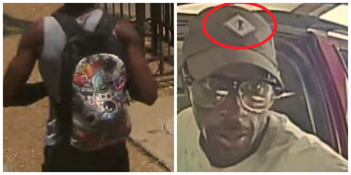 If you've seen this man, CrimeStoppers wants to know about it. - VIA SLMPD